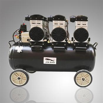 劲豹SLH120A静音无油空压机