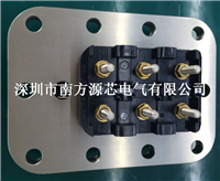 中四缸压缩机接线板  SC-4-20