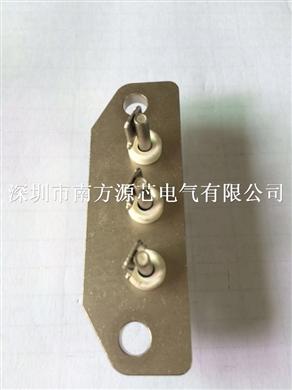 汽車空調壓縮機密封接線板