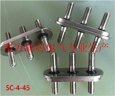 密封接線板螺紋針芯柱