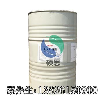 美国陶氏食品级1,2-丙二醇(甲基乙二醇)