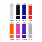 Multi color plastic USB Flash Drive