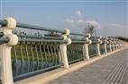 河道护栏高度