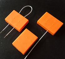 JTRFID5339 NTAG215扎带标签13.56MHZ可重复使用电子铅封NFC可循环使用扎带