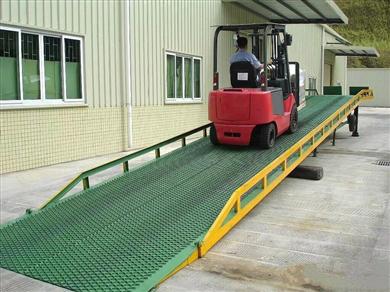 移动式液压登车桥-装卸货平台