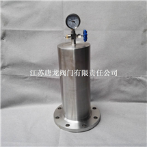 ZYA9000-25P不锈钢水锤消除器