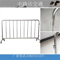 深圳不锈钢铁马护栏
