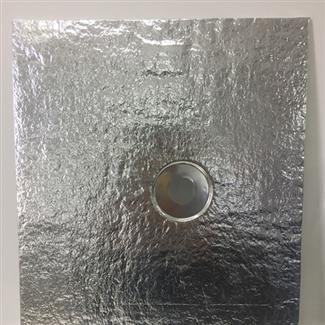 开孔式真空绝热板|开孔VIP板|真空隔热板开孔|异型真空隔热板