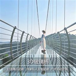 3D玻璃橋