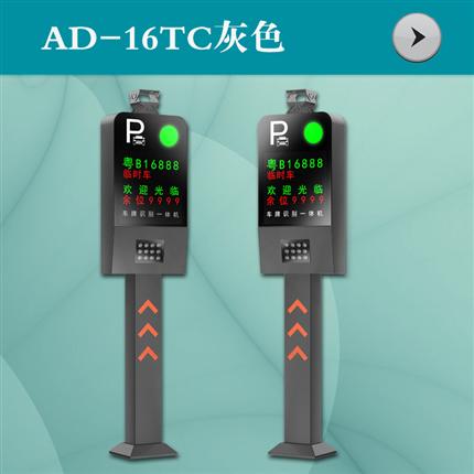 车牌识别系统AD-36TC灰色