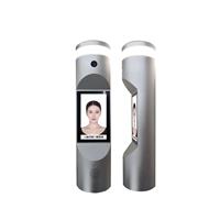 柱式人脸识别系统