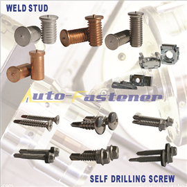 Welding Part and Self Drilling Screw