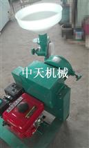 中天芝麻酱机 汽油机芝麻酱机 磨芝麻酱机器
