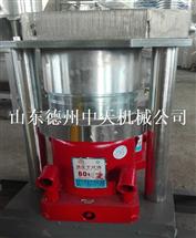 电动香油机小型芝麻榨油机液压香油榨油机榨核桃油机香油机商用中天
