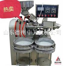 芝麻榨油机 螺旋榨油机 小型香油机中天榨油机