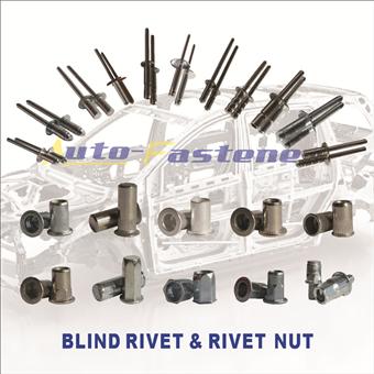Blind Rivet and Rivet Nut