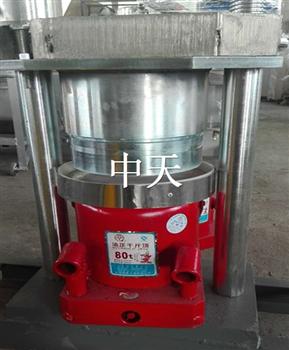 中天榨油机不用电榨油机流动小型香油机