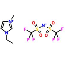 1-乙基-3-甲基咪唑雙三氟甲磺酰亞胺鹽