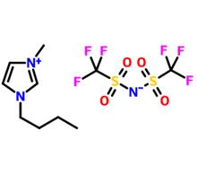 1-丁基-3-甲基咪唑雙三氟甲磺酰亞胺鹽