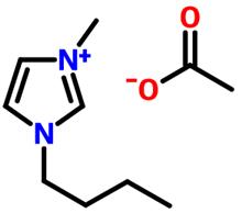 1-丁基-3-甲基咪唑醋酸鹽