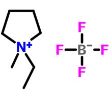 1-乙基-1-甲基吡咯烷四氟硼酸鹽