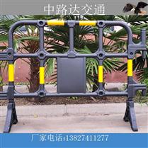 沉工艺塑料护栏围栏