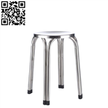 不銹鋼椅子(Stainless steel chair)ZD-YZ009