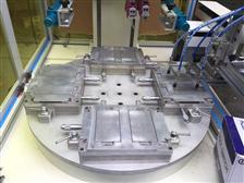 CCD镜头对位移印机