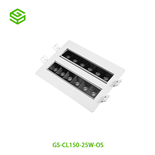 LED-12珠长形天花灯/25W