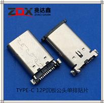 沈板12P USB 3.1 TYPE-C公�^
