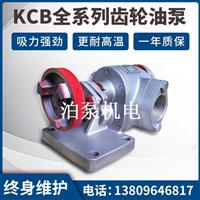 KCB-300高温齿轮油泵