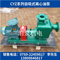 CYZ系列船用自吸式离心泵