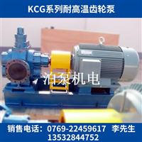 KCG-2CC型高溫齒輪泵_加熱傳輸高溫泵