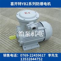 防爆新型YB2电机