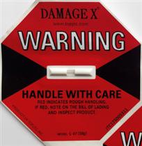 DAMAGE X®防损坏标签50G