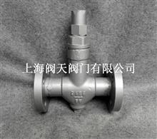 STC可调恒温式波纹管蒸汽疏水阀