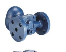 球墨铸铁浮球式蒸汽疏水阀FT43,FT13