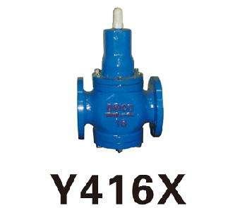 Y416X-16水用减压稳压阀