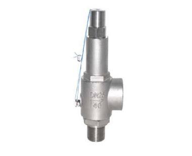低温液氮安全阀DA22Y