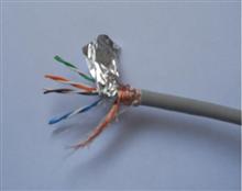 双绞双屏蔽电缆线RVSP2*0.5控制线RVVP2*0.5