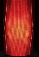 """3M 4084第三代钻石级反光膜48""""*50Y(荧光橙)"""
