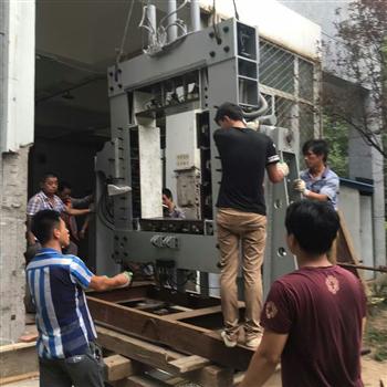 工廠機床設備搬遷運輸,承包施工車輛人員機械