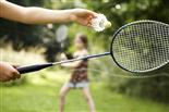 乐湖生态园羽毛球