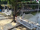 乐湖生态园吊椅
