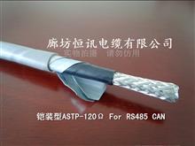 铠装双绞屏蔽电缆ASTP-120Ω报价