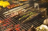 乐湖生态园烧烤食材
