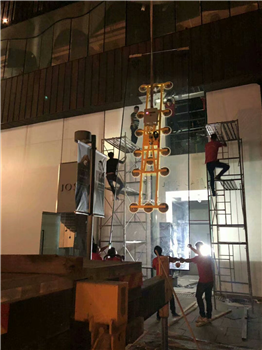 电动玻璃吸吊机