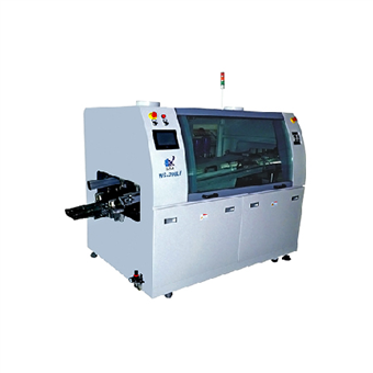 WS-200触摸屏型无铅波峰焊