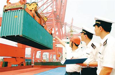 海关监管运输