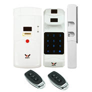 WAFU Wireless Fingerprint Password Remote Bluetooth App Door Lock